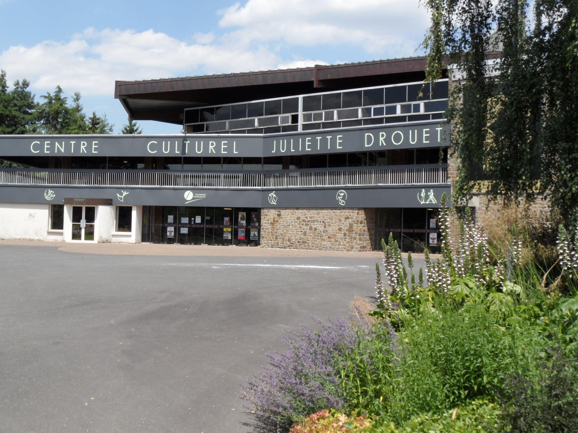 Centre culturel Juliette Drouet