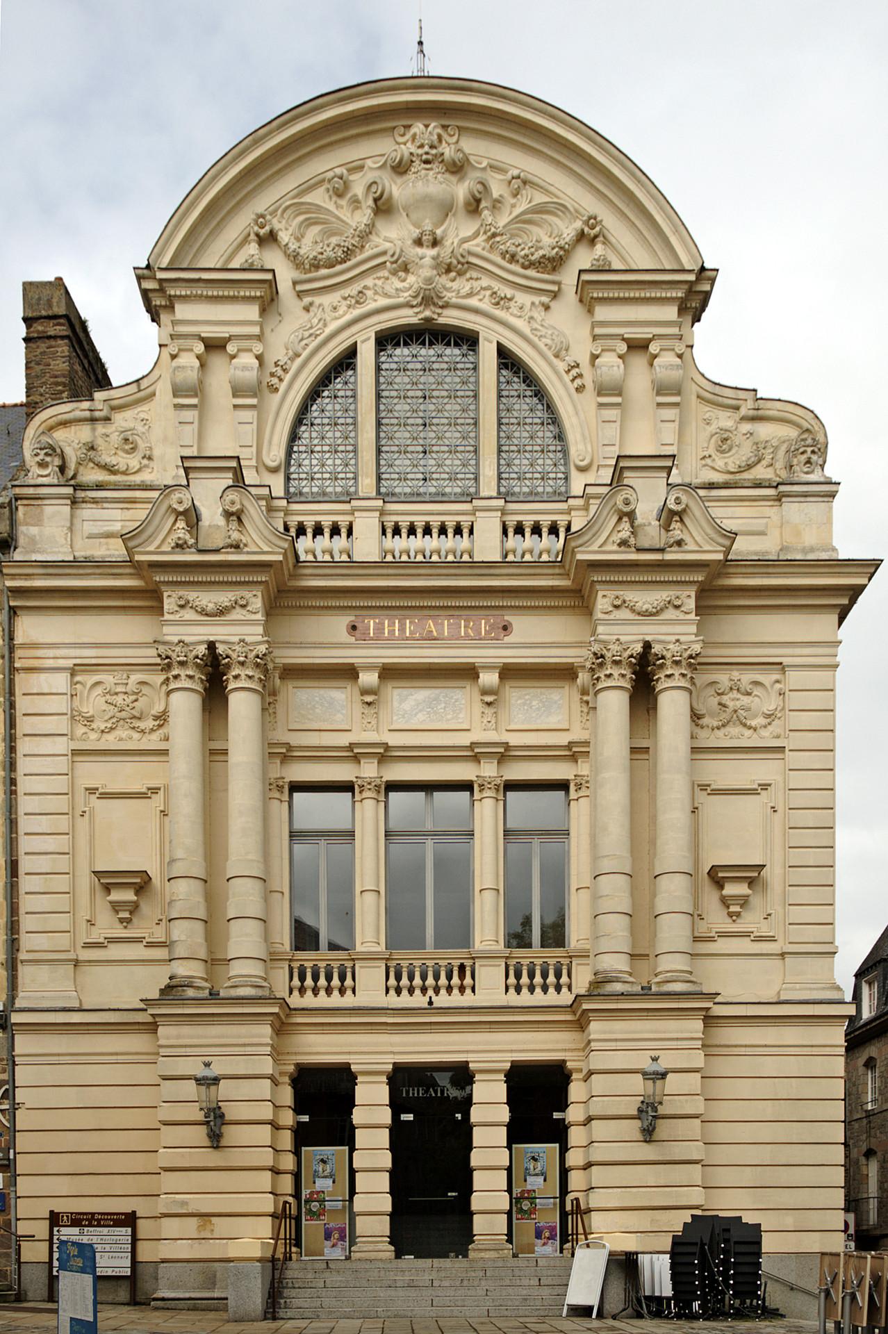 Théâtre Victor Hugo
