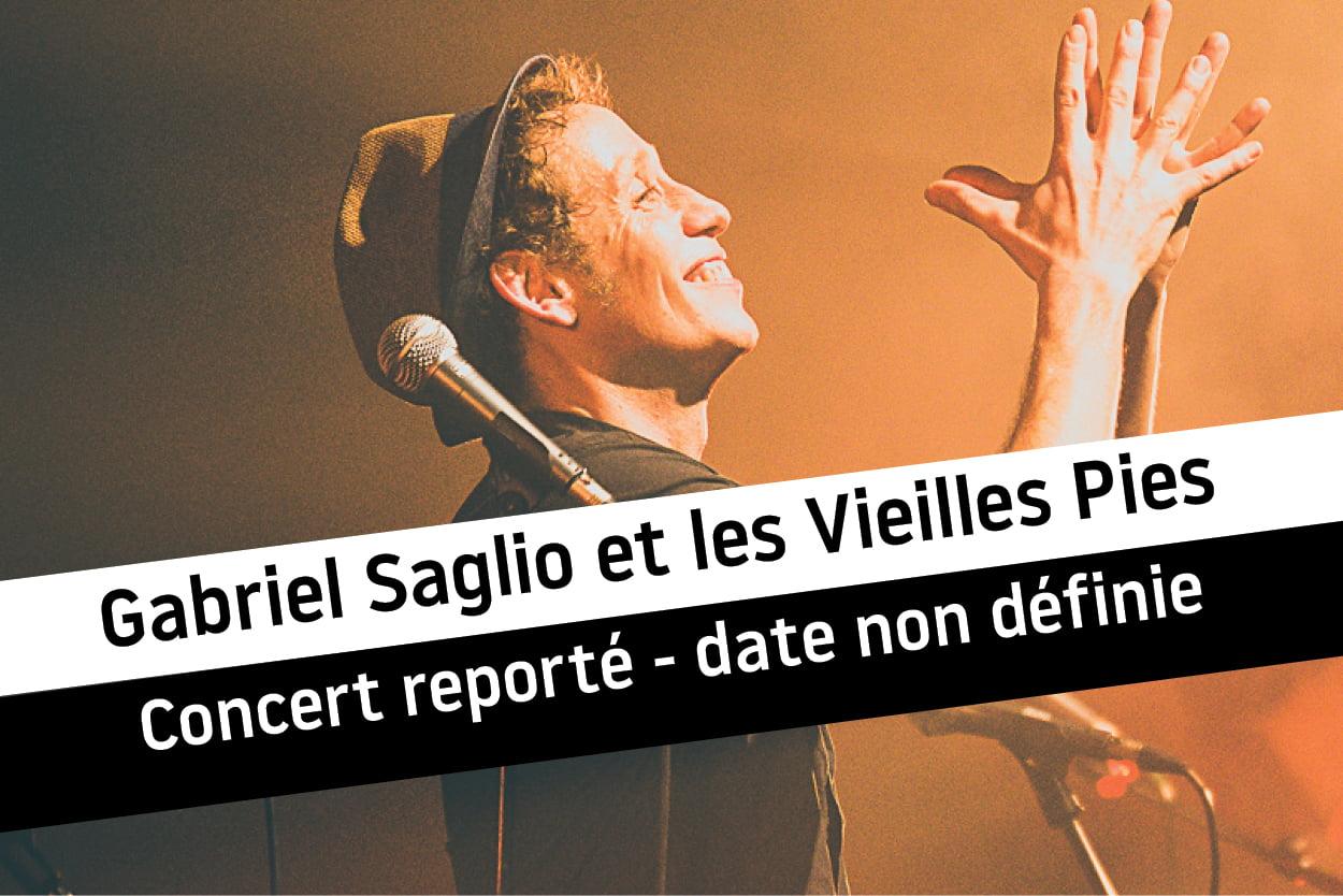Gabriel Saglio et les Vieilles Pies