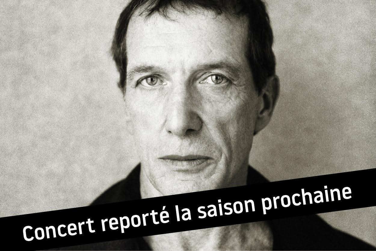 Miossec > Concert reporté
